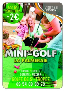 Mini-Golf La Palmeraie