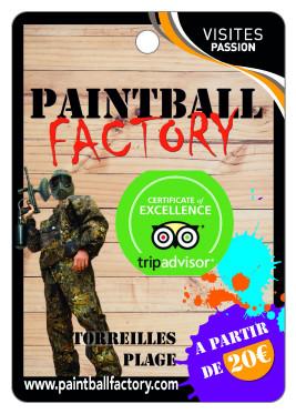 PAINT BALL factory