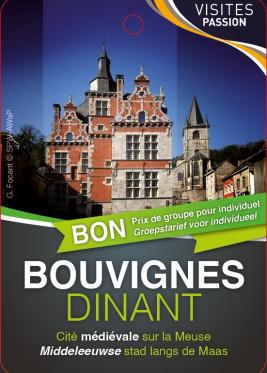Maison du Patrimoine Médiéval Mosan - MPMM Bouvignes