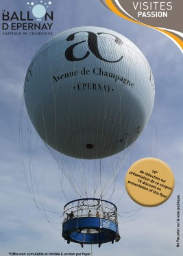 Ballon  Epernay