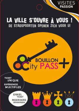 Bouillon city pass