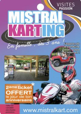 Mistral Karting