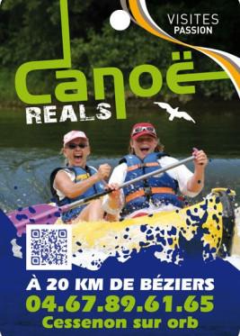 Base de Canoë-Kayak Réals